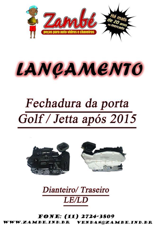 fechadura da porta golf 2015